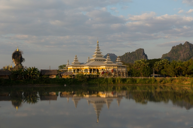 Temple Kyauk Kalap 4
